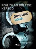 Cover for Pohjolan poliisi kertoo 2009