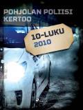 Cover for Pohjolan poliisi kertoo 2010