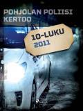 Cover for Pohjolan poliisi kertoo 2011