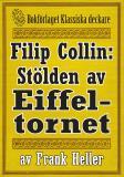 Cover for Filip Collin: Stölden av Eiffeltornet. Återutgivning av text från 1931