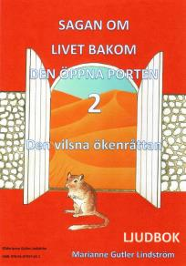 Cover for Den vilsna ökenråttan