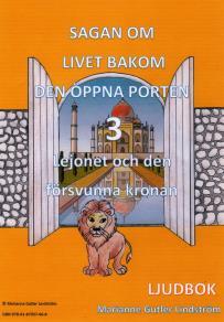 Cover for Lejonet och den försvunna kronan
