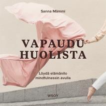 Cover for Vapaudu huolista