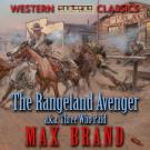 Cover for The Rangeland Avenger