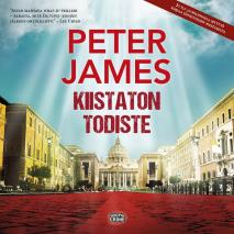 Cover for Kiistaton todiste