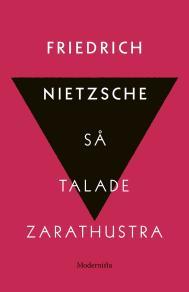 Cover for Så talade Zarathustra