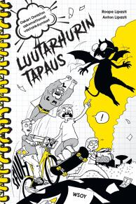 Cover for Luutarhurin tapaus