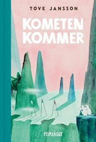 Cover for Kometen kommer