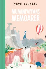 Cover for Muminpappans memoarer