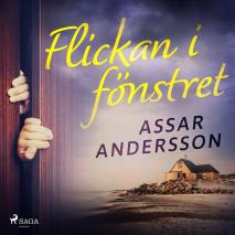 Cover for Flickan i fönstret
