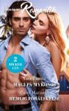 Cover for Magi på Mykonos/Hemlig förälskelse