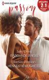 Cover for Räddande ängel/Hennes hemligheter