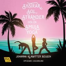Cover for Systrar, sol, stränder och en smula yoga