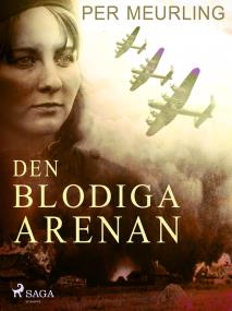 Cover for Den blodiga arenan