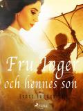 Cover for Fru Inger och hennes son