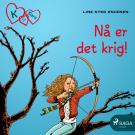 Cover for K for Klara 6 - Nå er det krig!