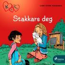 Cover for K for Klara 7 - Stakkars deg