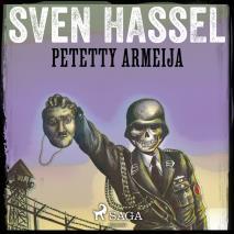 Cover for Petetty armeija