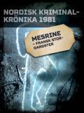Cover for Mesrine – fransk storgangster