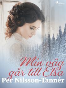 Cover for Min väg går till Elsa