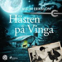 Cover for Hästen på Vinga