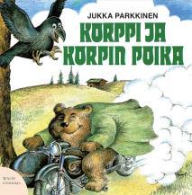 Cover for Korppi ja korpin poika