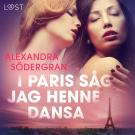Cover for I Paris såg jag henne dansa