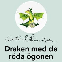 Cover for Draken med de röda ögonen