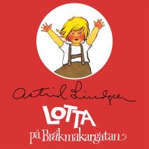 Cover for Lotta på Bråkmakargatan
