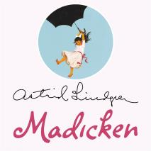Cover for Madicken