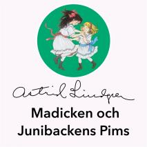 Cover for Madicken och Junibackens Pims