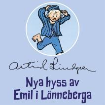 Cover for Nya hyss av Emil i Lönneberga