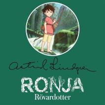 Cover for Ronja Rövardotter