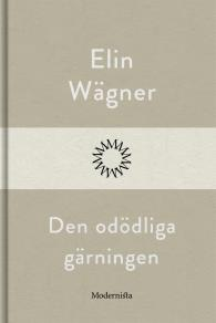 Cover for Den odödliga gärningen