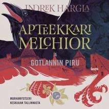Cover for Apteekkari Melchior ja Gotlannin piru