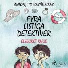 Cover for Fyra listiga detektiver