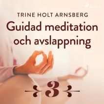 Cover for Guidad meditation och avslappning - Del 3