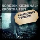 Cover for Taximordet i Bergen
