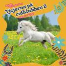 Cover for Tjejerna på ridklubben 2 - Var är Bubi?
