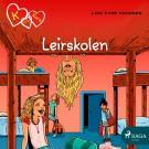 Cover for K for Klara 9 - Leirskolen