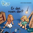 Cover for K for Klara 13 - Er det noen der?