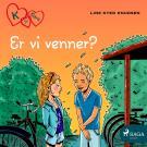 Cover for K for Klara - Er vi venner?