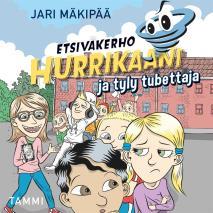 Cover for Etsiväkerho Hurrikaani ja tyly tubettaja