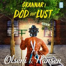 Cover for Grannar i död och lust