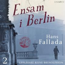 Cover for Ensam i Berlin - Del 2