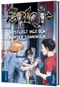 Cover for SPLEJ 9: Mysteriet med den hemska sanningen