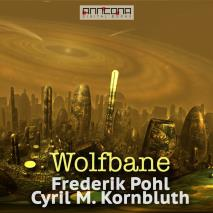 Cover for Wolfbane