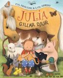 Cover for Julia gillar djur