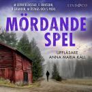 Cover for Mördande spel