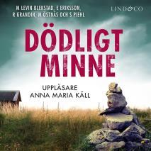 Cover for Dödligt minne